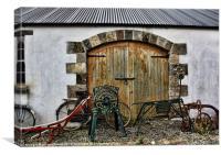 Irish Shebeen, Canvas Print