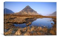 Glencoe Scotland, Canvas Print