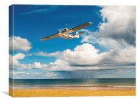 Consolidated PBY Catalina, Canvas Print