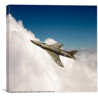 Supermarine Swift WK275, Canvas Print