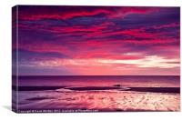 Glorious Dawn, Canvas Print