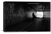 Subterraneans, Canvas Print