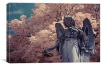 Angel, Canvas Print