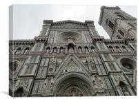 Duomo, Canvas Print