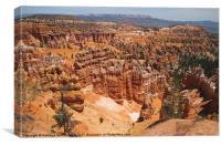Bryce Canyon National Park, Utah, USA, Canvas Print