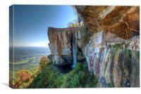 Lookout Mountain, Georgia near Chattanooga, TN, Canvas Print
