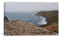lands end view, Canvas Print