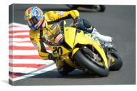 Tom Tunstall - BSB - 2011, Canvas Print