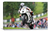 Chris Walker - BSB 2011 - Cadwell, Canvas Print