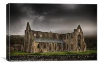 Tintern Abbey, Canvas Print