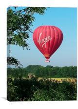 Hot Air Balloon, Canvas Print