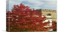 Autumn, Canvas Print