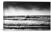 Surf Cornwall 2, Canvas Print