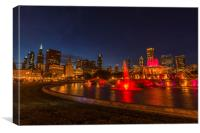 Chicago, Canvas Print