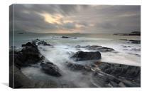 Seil island seascape, Canvas Print