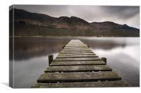 Loch Earn, Canvas Print