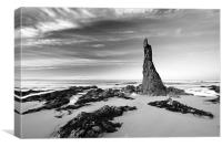Cullen stack (no ratings please), Canvas Print