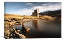 Ardvreck Castle, Canvas Print