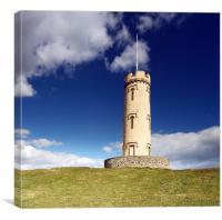 Binns Tower, Canvas Print
