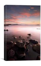 Seil Island Sunset, Canvas Print