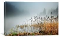 Loch Ard, Canvas Print