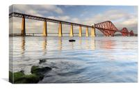 Forth Railway Bridge, Canvas Print