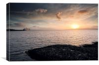 Queen Mary 2 , Canvas Print