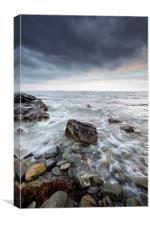 Kintyre Seascape, Canvas Print