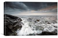 Kintyre Sunset, Canvas Print