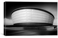 Glasgow Hydro Arena, Canvas Print