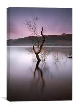 Loch Lomond Sunset, Canvas Print