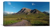 Lagangarbh Hut and Buachaille Etive Mor
