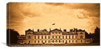 Woburn Abbey, Canvas Print