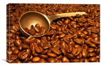 Anyone for Coffee ?, Canvas Print
