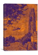 Boston Stump - Old Style, Canvas Print