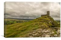 Brentor Church, Dartmoor, Canvas Print