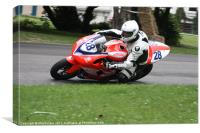 Aberdare Park Road Races, Canvas Print
