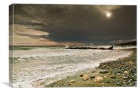 Cyprus Storm, Canvas Print