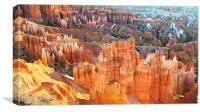 Bryce Canyon National Park, Canvas Print