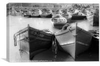 Essaouira Port Morocco, Canvas Print