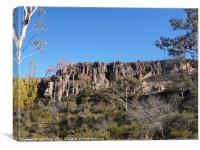 Mount Arapiles National Park 2, Canvas Print