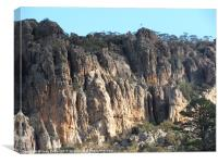 Mount Arapiles National Park 3, Canvas Print
