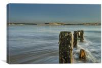Taw Torridge Estuary, Canvas Print
