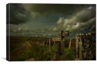 Exmoor, Canvas Print