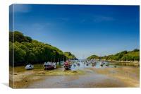Watermouth Cove North Devon, Canvas Print