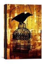 Freedom, Canvas Print