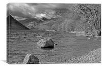 The Lakes, Canvas Print