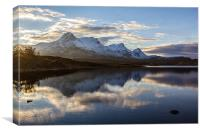 Ben Loyal Dawn, Canvas Print