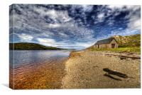 Boathouse by the Loch