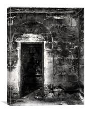 Shadow Ghost, Canvas Print